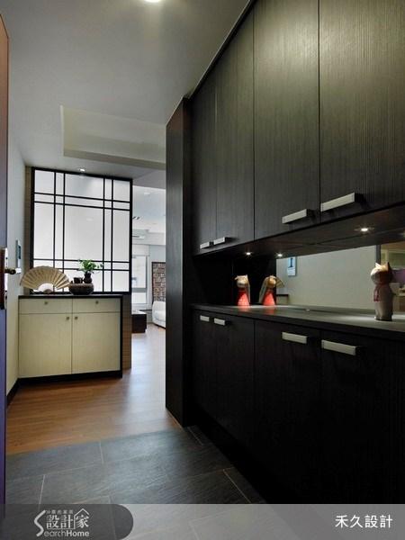 40坪新成屋(5年以下)_休閒風案例圖片_禾久室內裝修設計_禾久_17之1