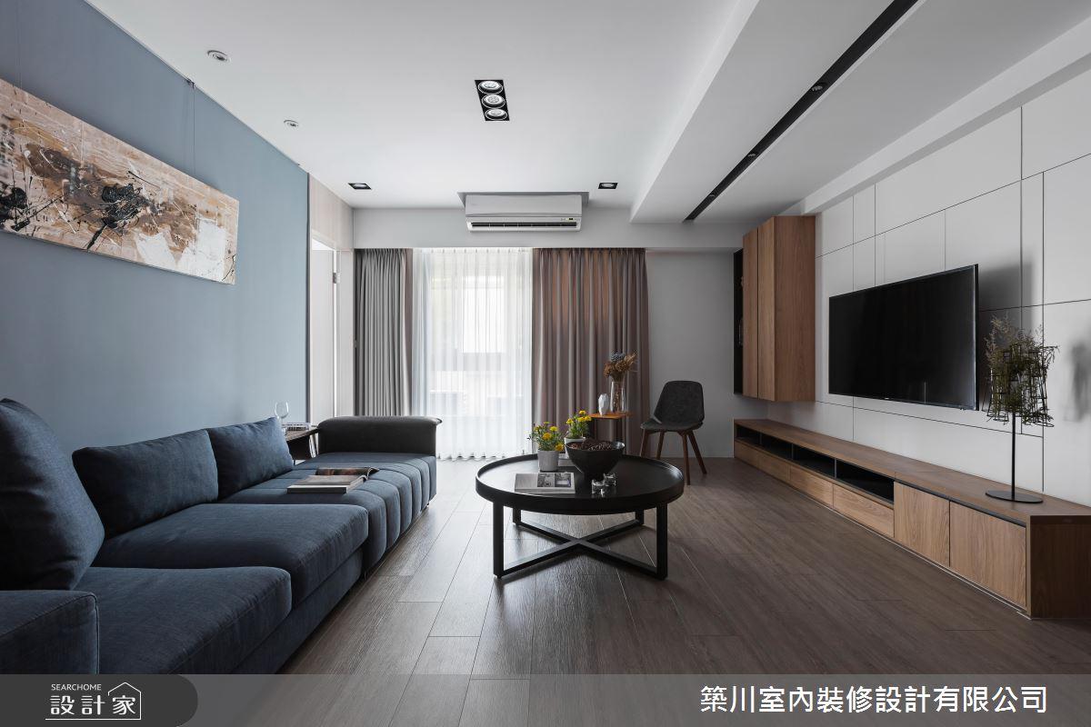現代風與神明廳零違和!燈光設計、傢俱搭配是關鍵