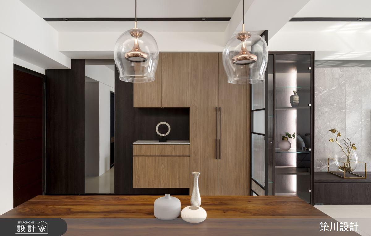 32坪新成屋(5年以下)_現代風餐廳案例圖片_築川設計_築川_15之3