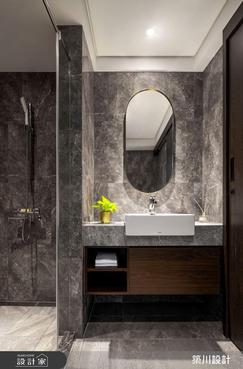 32坪新成屋(5年以下)_現代風浴室案例圖片_築川設計_築川_15之15