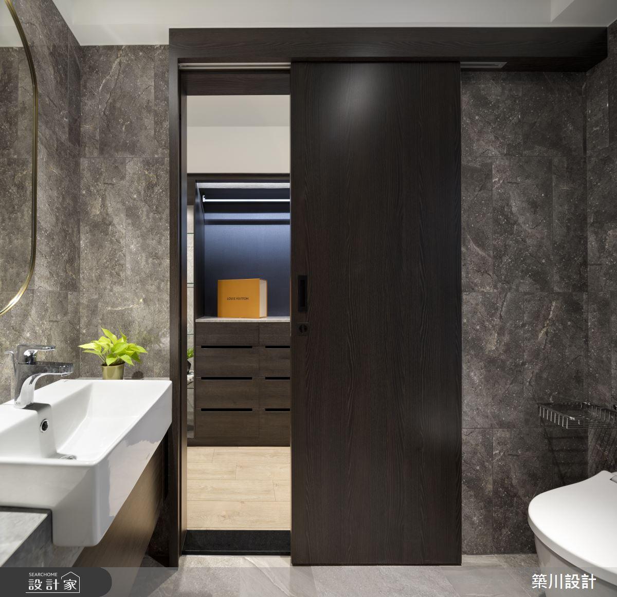 32坪新成屋(5年以下)_現代風浴室案例圖片_築川設計_築川_15之14