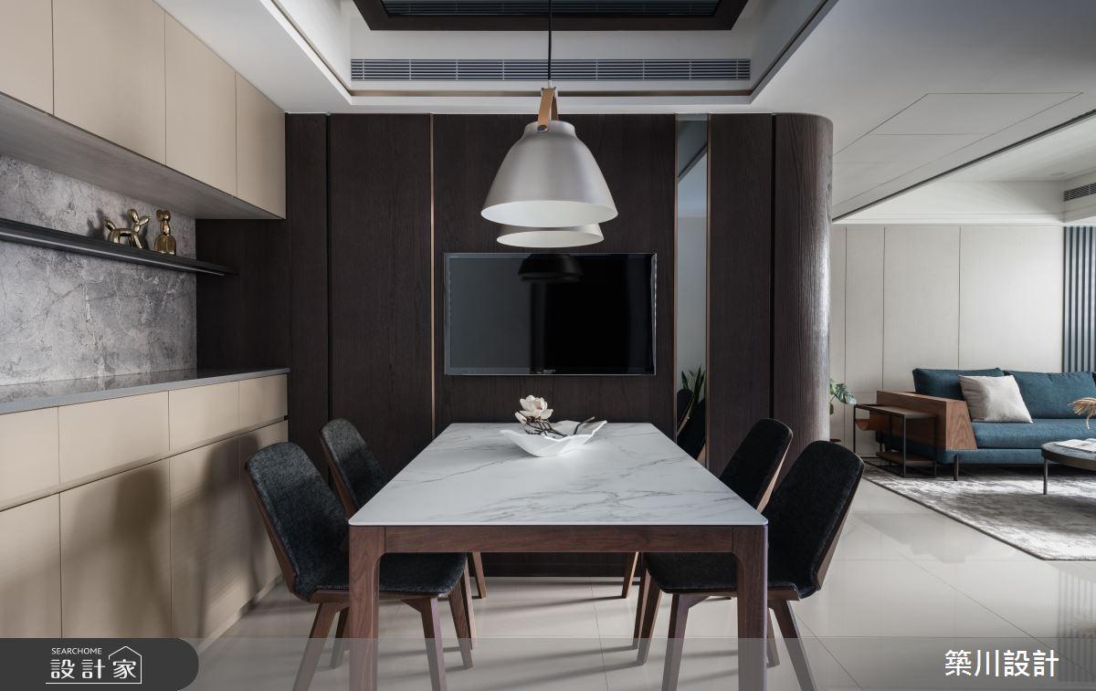 30坪老屋(31~40年)_現代風餐廳案例圖片_築川設計_築川_16之10