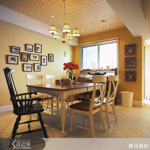 45坪新成屋(5年以下)_鄉村風案例圖片_其可設計_其可_09之5