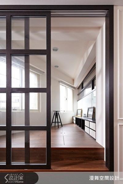 25坪老屋(16~30年)_北歐風和室案例圖片_漫舞空間系統設計_漫舞_09之3