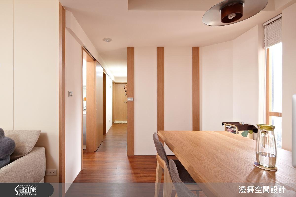25坪中古屋(5~15年)_簡約風餐廳案例圖片_漫舞空間系統設計_漫舞_13之8