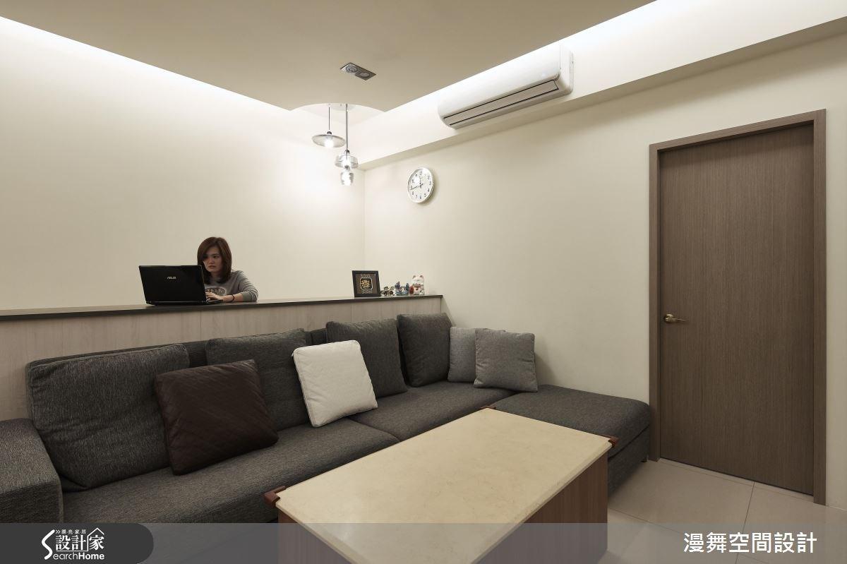 32坪老屋(16~30年)_簡約風客廳案例圖片_漫舞空間系統設計_漫舞_18之3
