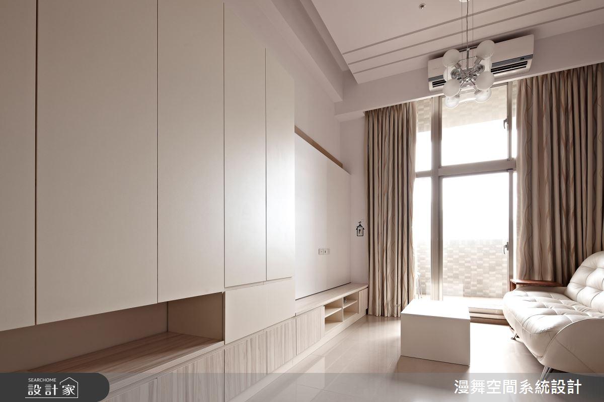 28坪新成屋(5年以下)_簡約風案例圖片_漫舞空間系統設計_漫舞_23之2