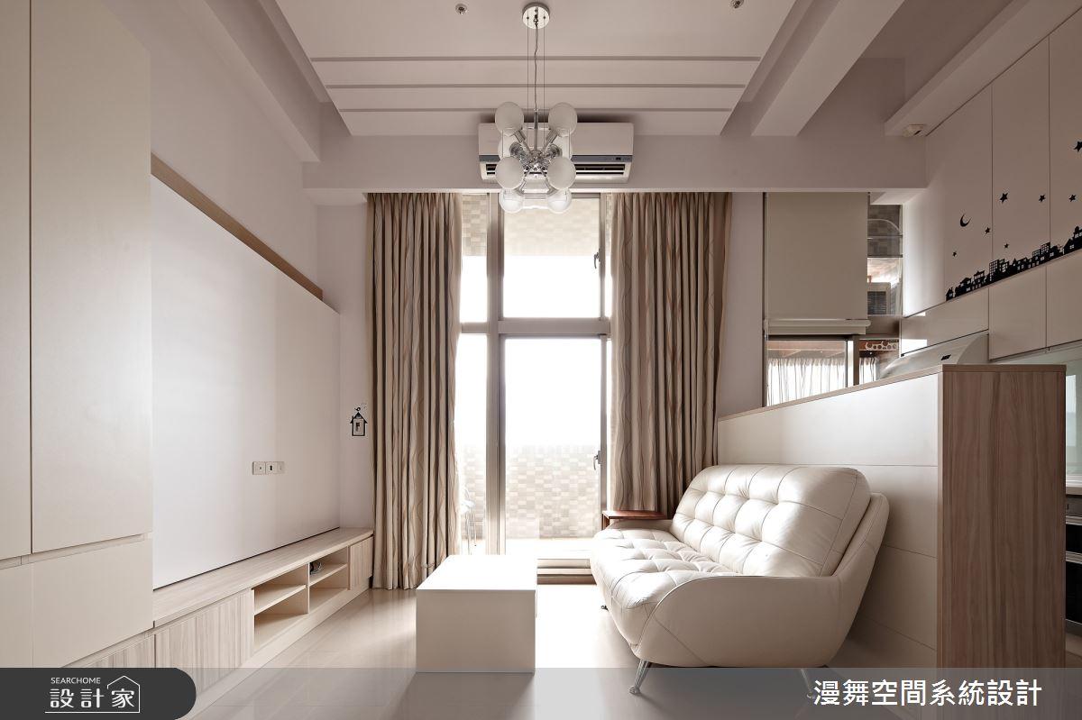 28坪新成屋(5年以下)_簡約風案例圖片_漫舞空間系統設計_漫舞_23之4