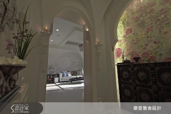 74坪新成屋(5年以下)_休閒風玄關案例圖片_摩登雅舍室內設計_摩登雅舍_18之4