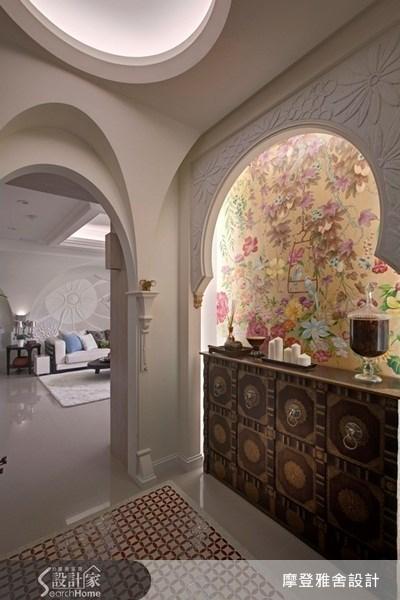 74坪新成屋(5年以下)_休閒風玄關案例圖片_摩登雅舍室內設計_摩登雅舍_18之3
