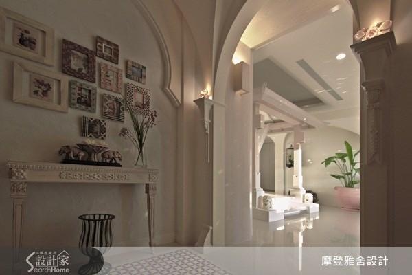 74坪新成屋(5年以下)_休閒風玄關案例圖片_摩登雅舍室內設計_摩登雅舍_18之2