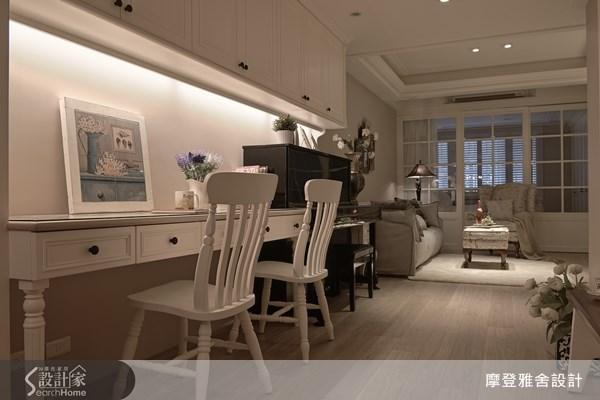 22坪老屋(16~30年)_美式風餐廳案例圖片_摩登雅舍室內設計_摩登雅舍_29之3