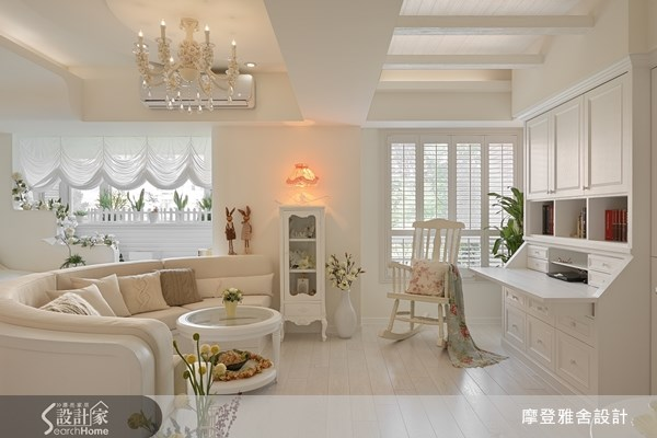 15坪新成屋(5年以下)_美式風案例圖片_摩登雅舍室內設計_摩登雅舍_33之4