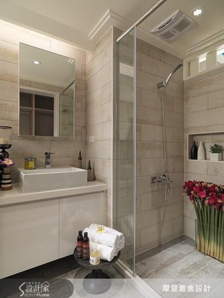 35坪老屋(16~30年)_休閒風浴室案例圖片_摩登雅舍室內設計_摩登雅舍_35之17