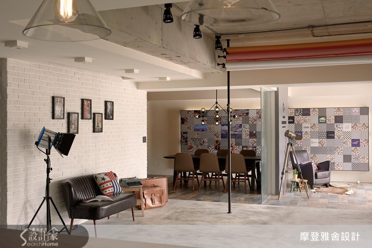 30坪中古屋(5~15年)_工業風商業空間案例圖片_摩登雅舍室內設計_摩登雅舍_39之3