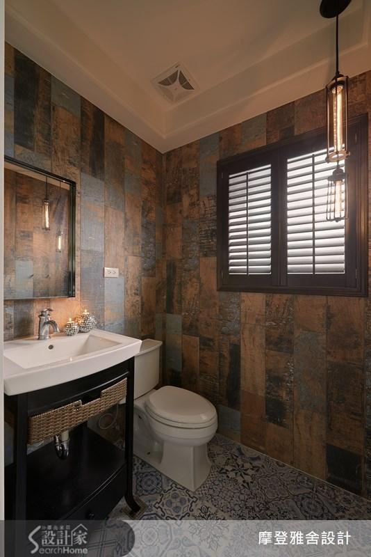 30坪中古屋(5~15年)_工業風浴室案例圖片_摩登雅舍室內設計_摩登雅舍_39之32