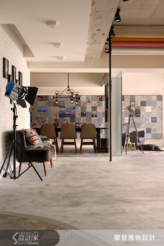 30坪中古屋(5~15年)_工業風商業空間案例圖片_摩登雅舍室內設計_摩登雅舍_39之2