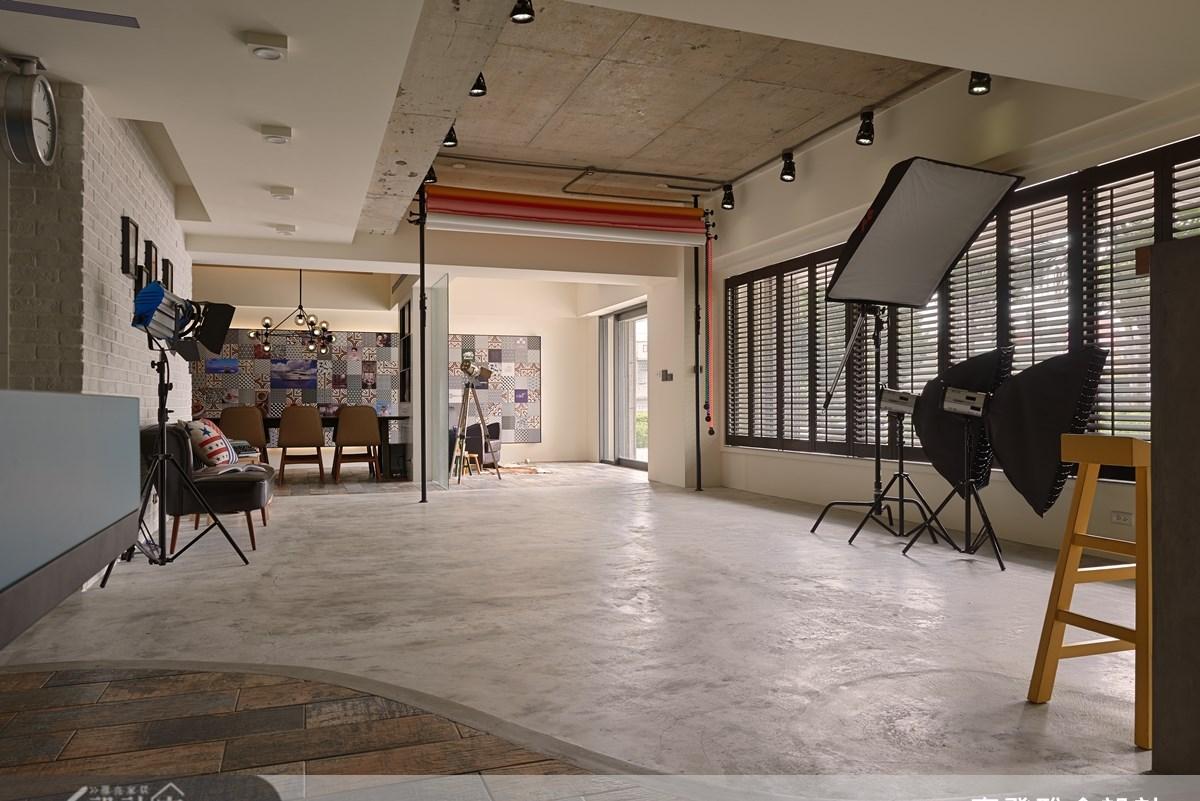 30坪中古屋(5~15年)_工業風商業空間案例圖片_摩登雅舍室內設計_摩登雅舍_39之1