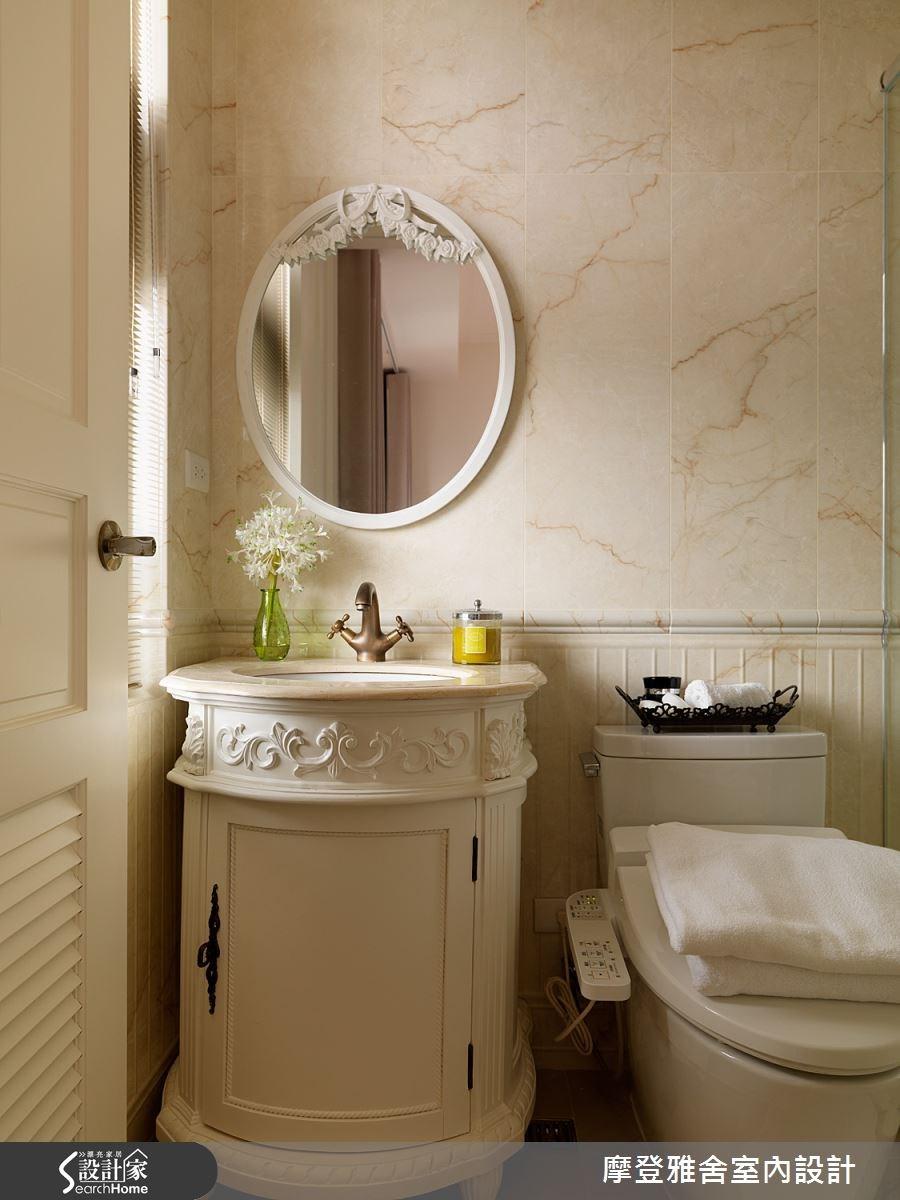 40坪新成屋(5年以下)_美式風浴室案例圖片_摩登雅舍室內設計_摩登雅舍_42之13