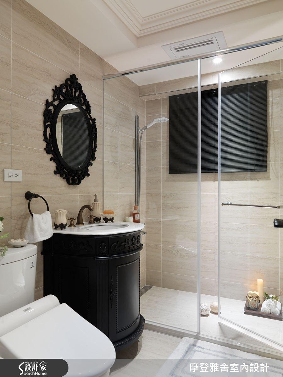 50坪老屋(16~30年)_美式風浴室案例圖片_摩登雅舍室內設計_摩登雅舍_47之16