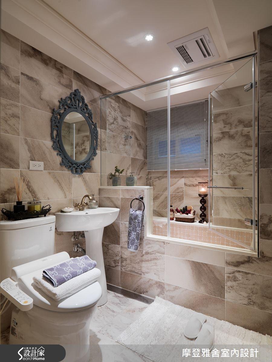 50坪老屋(16~30年)_美式風浴室案例圖片_摩登雅舍室內設計_摩登雅舍_47之21
