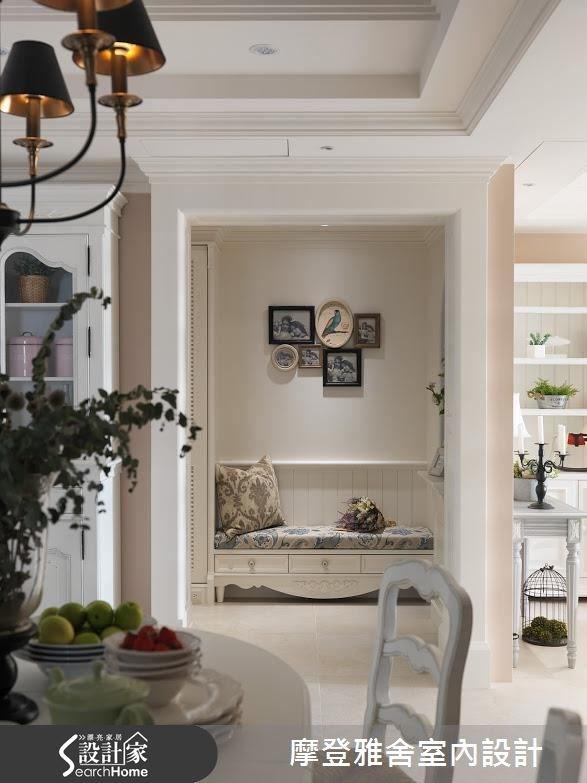 30坪新成屋(5年以下)_鄉村風餐廳案例圖片_摩登雅舍室內設計_摩登雅舍_54之4
