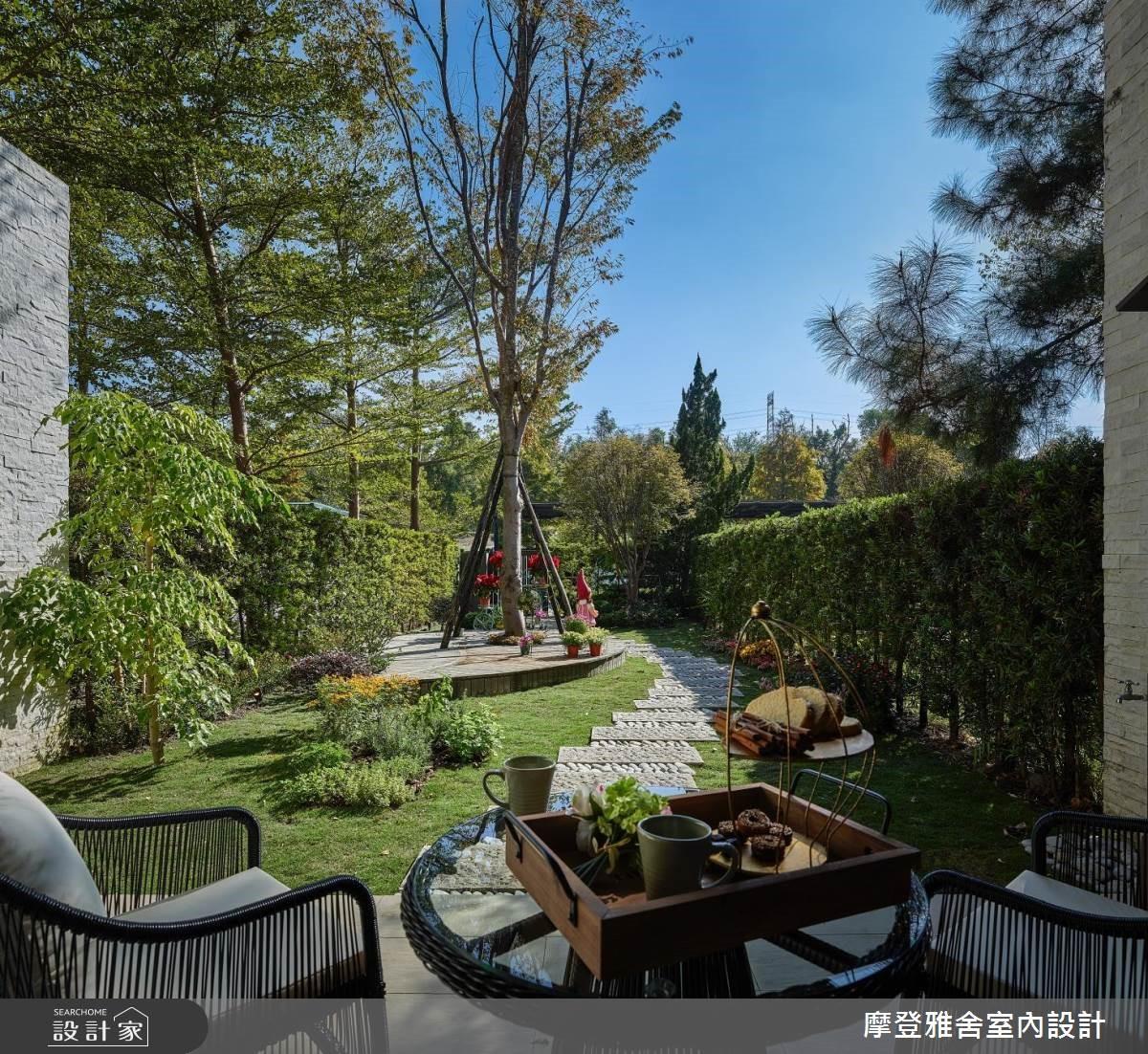 80坪中古屋(5~15年)_美式風庭院案例圖片_摩登雅舍室內設計_摩登雅舍_71之3