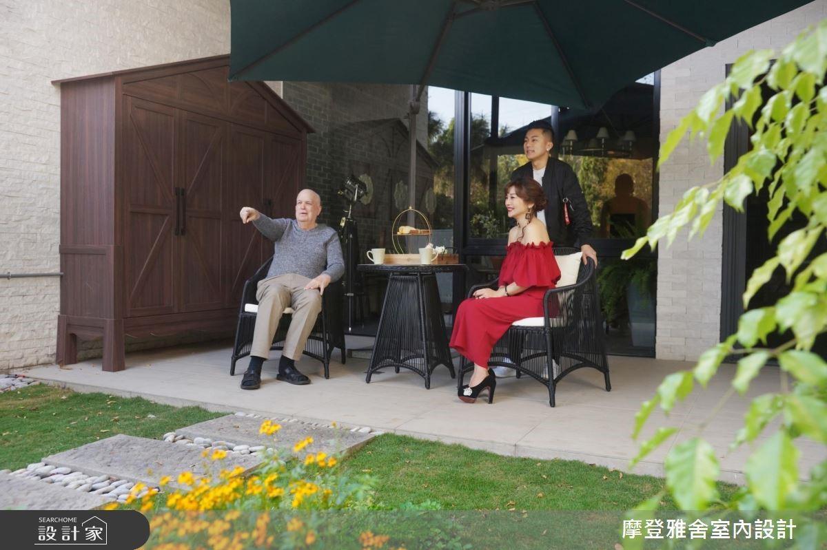 80坪中古屋(5~15年)_美式風庭院案例圖片_摩登雅舍室內設計_摩登雅舍_71之4