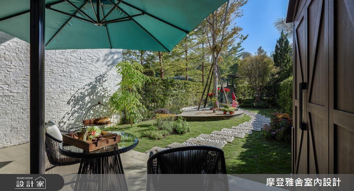 80坪中古屋(5~15年)_美式風庭院案例圖片_摩登雅舍室內設計_摩登雅舍_71之2