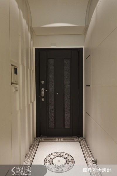 20坪中古屋(5~15年)_奢華風玄關案例圖片_摩登雅舍室內設計_摩登雅舍_11之2