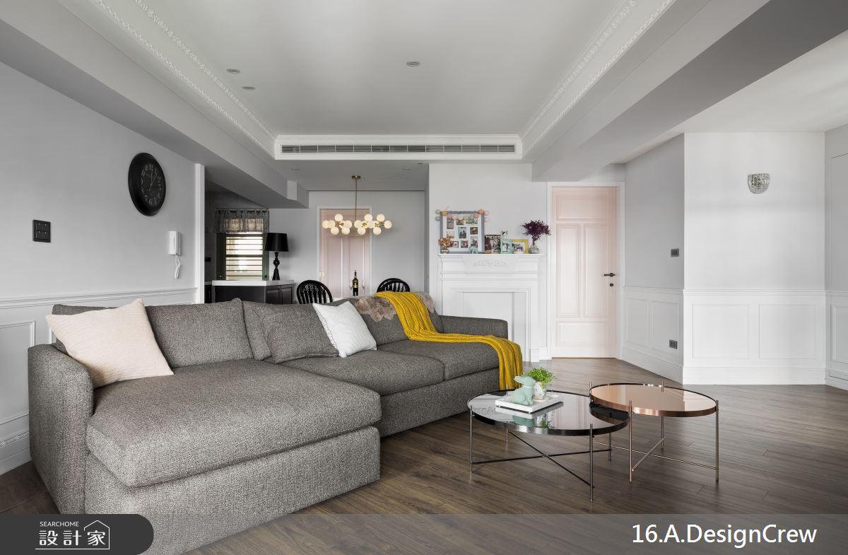 現代風x法式感x美式風,頂客族的混搭創意私宅!