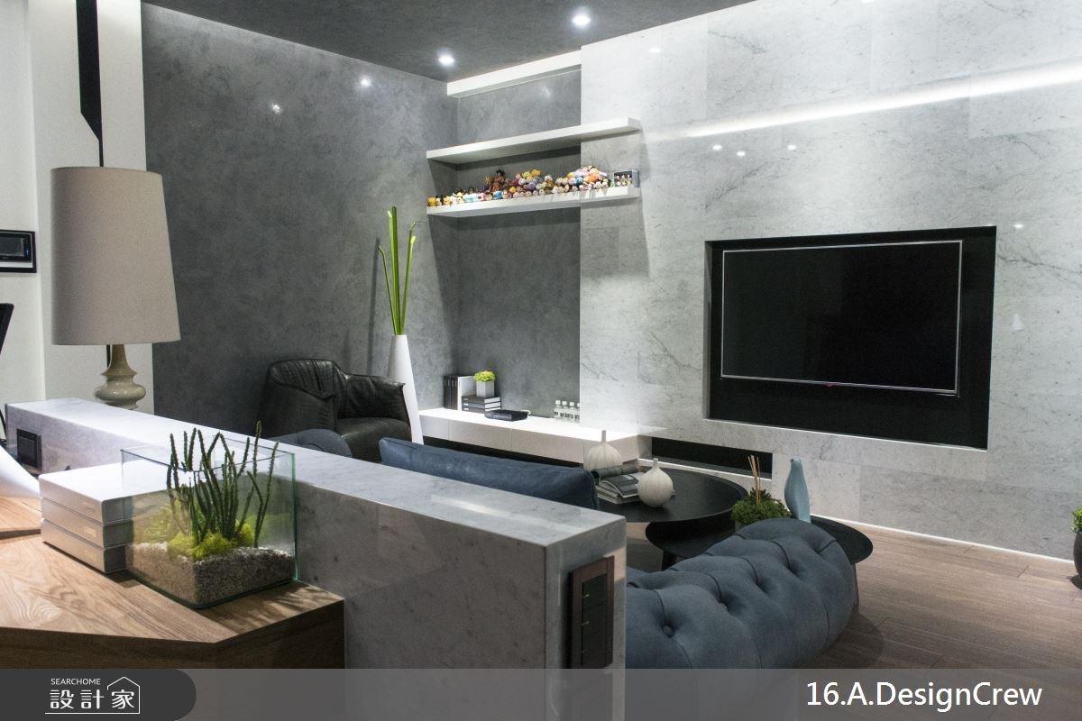 30坪新成屋(5年以下)_混搭風客廳案例圖片_16.A.DesignCrew_16.A.DesignCrew_03之7