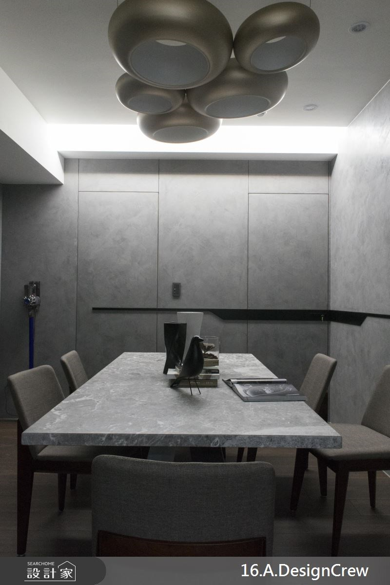 30坪新成屋(5年以下)_混搭風餐廳案例圖片_16.A.DesignCrew_16.A.DesignCrew_03之11