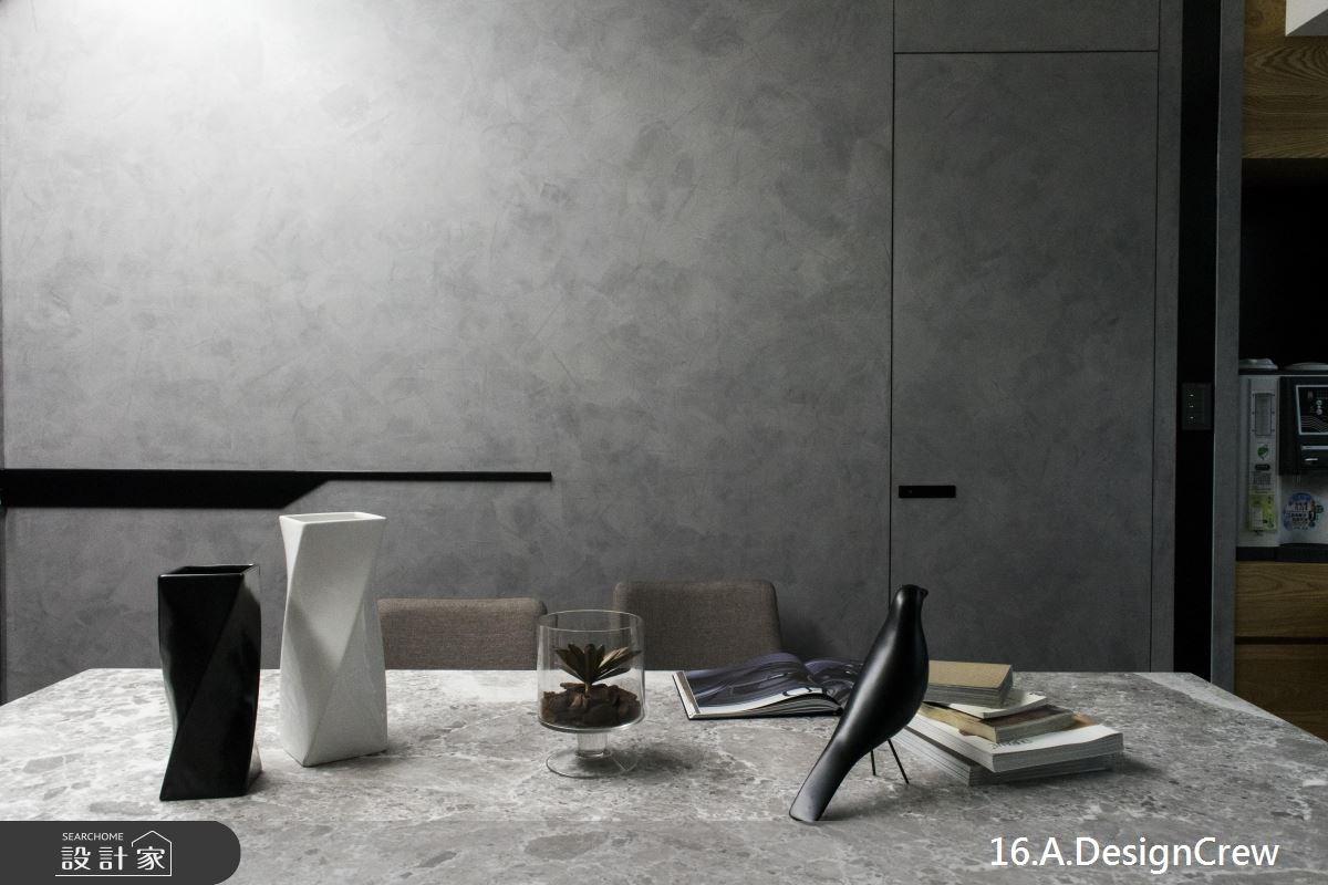 30坪新成屋(5年以下)_混搭風餐廳案例圖片_16.A.DesignCrew_16.A.DesignCrew_03之13