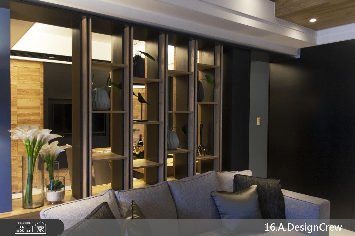 25坪新成屋(5年以下)_混搭風客廳餐廳案例圖片_16.A.DesignCrew_16.A.DesignCrew_06之5
