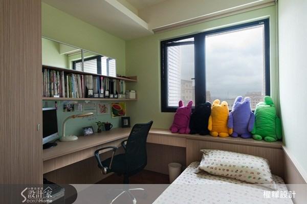 40坪新成屋(5年以下)_休閒風案例圖片_權釋設計_權釋_77之30
