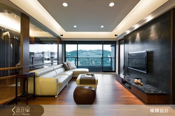 40坪新成屋(5年以下)_休閒風案例圖片_權釋設計_權釋_77之1