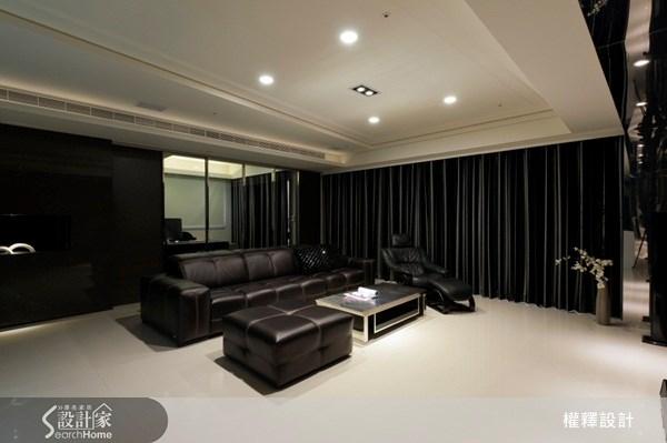 40坪新成屋(5年以下)_奢華風案例圖片_權釋設計_權釋_93之10