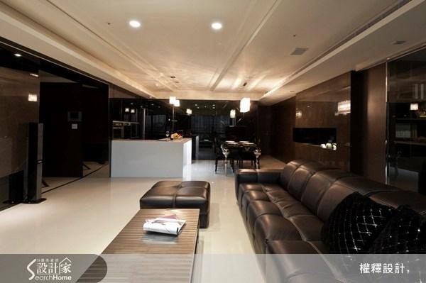 40坪新成屋(5年以下)_奢華風案例圖片_權釋設計_權釋_93之14