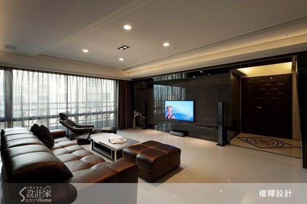 40坪新成屋(5年以下)_奢華風案例圖片_權釋設計_權釋_93之7