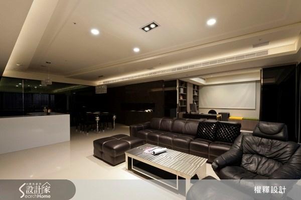 40坪新成屋(5年以下)_奢華風案例圖片_權釋設計_權釋_93之16