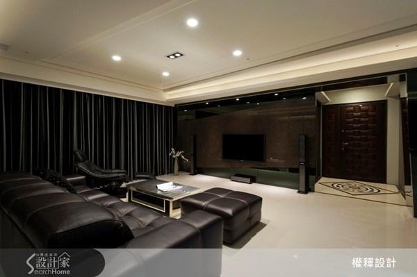 40坪新成屋(5年以下)_奢華風案例圖片_權釋設計_權釋_93之5