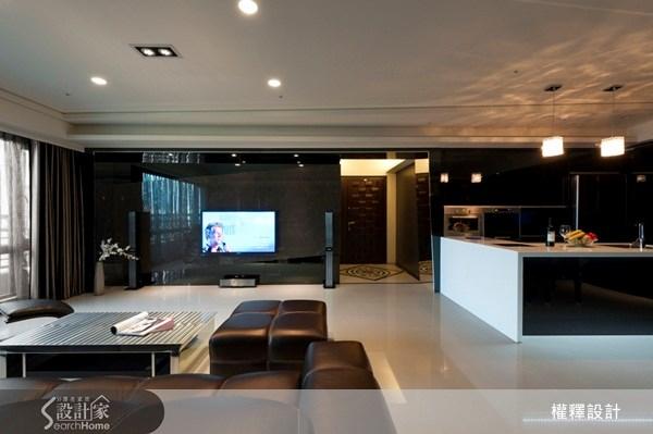 40坪新成屋(5年以下)_奢華風案例圖片_權釋設計_權釋_93之6