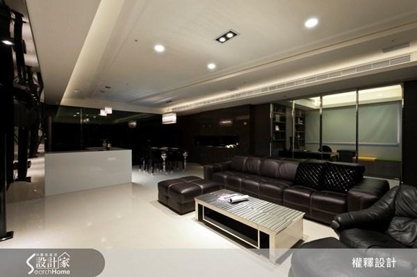 40坪新成屋(5年以下)_奢華風案例圖片_權釋設計_權釋_93之15