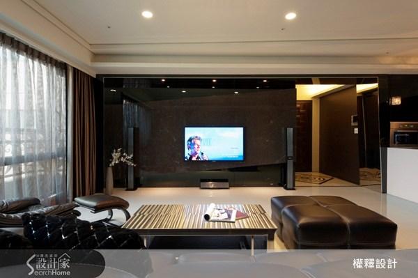 40坪新成屋(5年以下)_奢華風案例圖片_權釋設計_權釋_93之8