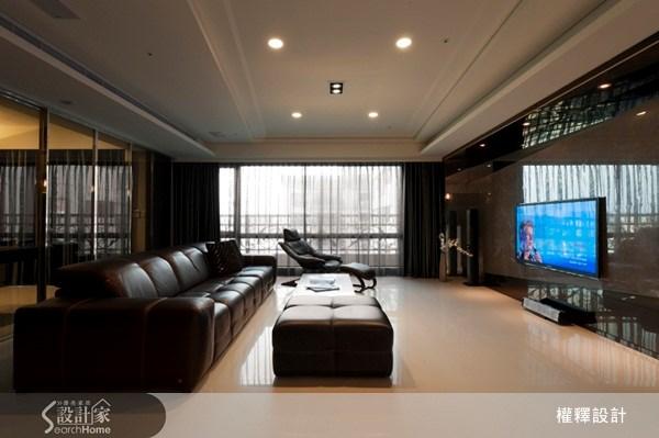40坪新成屋(5年以下)_奢華風案例圖片_權釋設計_權釋_93之12