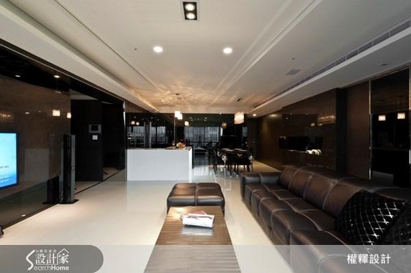 40坪新成屋(5年以下)_奢華風案例圖片_權釋設計_權釋_93之13
