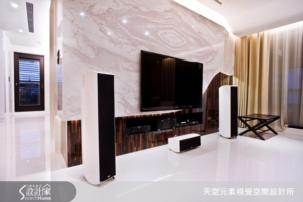 42坪新成屋(5年以下)_奢華風案例圖片_天空元素視覺空間設計所_天空元素_11之2
