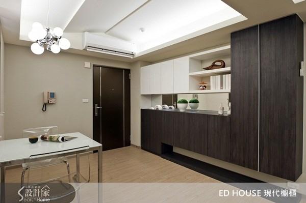 _案例圖片_權釋設計_ED HOUSE現代櫥櫃_07之2