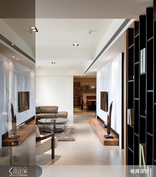 56坪新成屋(5年以下)_現代風案例圖片_權釋設計_權釋_99之4